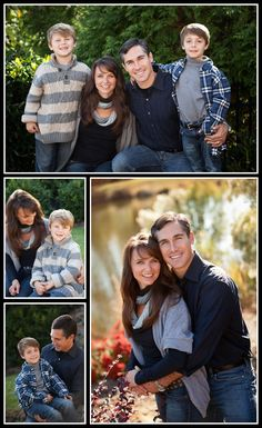 fall family picture outfit ideas | Fall Family Portrait Session - love mama's ... | Family Photography I ...