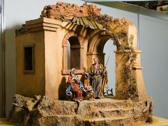 1 million+ Stunning Free Images to Use Anywhere Nativity Creche, Nativity Stable, Christmas Nativity Scene, Nativity Crafts, Christmas Crib Ideas, Christmas Decorations, Mini Cabins, Free To Use Images, Desert Homes