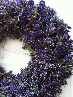 Lavendel...this would fade to a soft grey, lovely