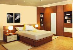 DORMITORIOS EN COLOR DURAZNO : DORMITORIOS: decorar dormitorios fotos de habitaciones recámaras diseño y decoración