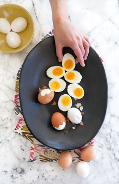 How To Hard Boil Eggs Perfectly Every Time — Cooking Lessons from The Kitchn