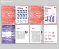 "Projeto da Revista ""Ensino Superior"" Autoria de Beatriz Arnaut, Francisco Lopes e Mariana Vidigal 2014/15 · MA in Editorial Design · IPT · Tomar · Portugal #MestradoDesignEditorial"