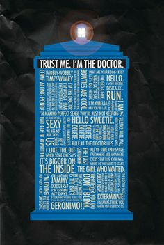 Doctor Who quotes Doctor Who quotes Doctor Who quotes