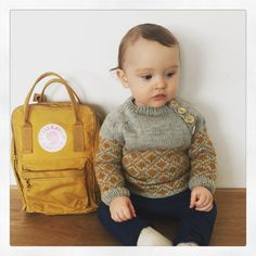 Kanken Backpack, Knitting Patterns, Sewing, Inspiration, Backpacks, Crochet, Fashion, Bebe, Baby Knitting