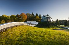 green roof architecture - Google Search