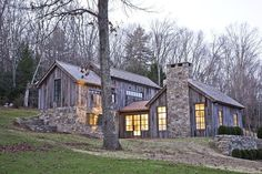 Connecticut House in the Woods Jendretzki-Tittman - Architizer