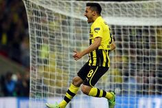 1-1, Gundogan levels for Dortmund