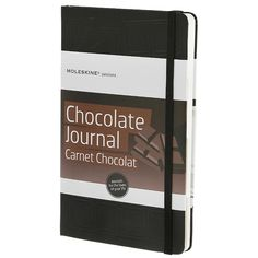 A Moleskine Chocolate-colored Journal and pack of Pilot pens make a sweet surprise for your sweetheart #PilotLoveGuru