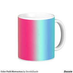 Color Field Abstraction Coffee Mug This design is available on many more products! Go to my Zazzle products page and type in the name of the design to see them all!  #color #abstract #art #line #stripe #purple #orange #green #white #abstraction #abstract #minimal #expressionism #minimalism #expressionism #soothing #calm #peace #joy #peaceful #sooth #relax #vibrant #color #zazzle #buy #sale #for #coffee #mug #drink #beverage #cup #ceramic