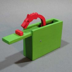 POP-UP DRAGON is my take on a traditional surprise toy for kids ages 3 & up. Adults love it, too! www.playfulplans.com/products