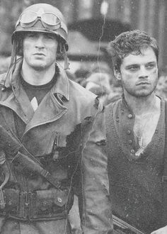 Even when I had nothing, I had Bucky.
