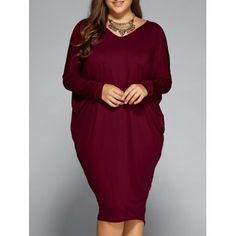 b80fc41b53 2019 Spring Plus Size Dresses Online Store. Best Spring Plus Size Dresses  For Sale