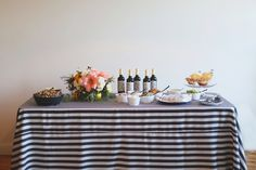 Super Bowl Party Ideas Done Right  Read more - https://www.stylemepretty.com/living/2014/01/23/super-bowl-party-ideas-done-right/