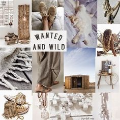 Méchant Studio Blog: wanted and wild