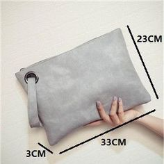 Large women clutch bag PU leather Women's Clutches envelope Wristlets Ladies e. - Large women clutch bag PU leather Women's Clutches envelope Wristlets Ladies evening bags wallet Handbags bolsa feminina - Berny's Jewels Source by juleteusch Best Leather Wallet, Leather Clutch Bags, Leather Purses, Pu Leather, Bag Sewing, Diy Sac, Handmade Bags, Handmade Handbags, Clutch Wallet