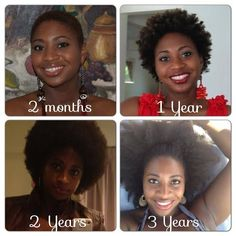 I'm starting my hair journey so 2016 Feb I'm curious to see where I will be . Pelo Natural, Natural Hair Tips, Natural Hair Growth, Natural Hair Journey, Natural Beauty, Natural Afro Hairstyles, Cool Hairstyles, Dreadlock Hairstyles, Black Hairstyles