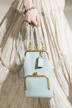 Coach 1941 at New York Fashion Week Spring 2019 - Details Runway Photos Handbags On Sale, Luxury Handbags, Purses And Handbags, Cheap Handbags, Unique Handbags, Popular Handbags, Vintage Handbags, Fashion Handbags, Bags Online Shopping