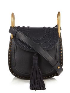 Hudson mini leather cross-body bag | Chloé | MATCHESFASHION.COM UK
