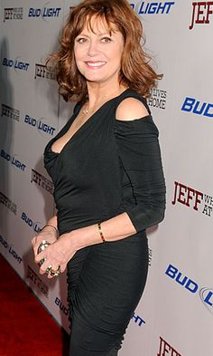 Susan Sarandon: 'I'm Happy to Be Considered Desirable'