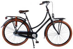 Salutoni Excellent 28 Inch 50 cm Woman Coaster Brake Black - Brakes: Rim Brakes,Coaster Brake E-Bike: No Suspension seat post: No Shops, Black Wheels, Cycling Gear, Gears, Bike, Coaster, Women, Internet, Products