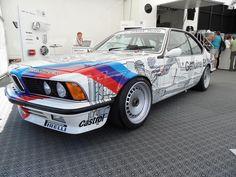 BMW E24 635 CSi Grp A Works