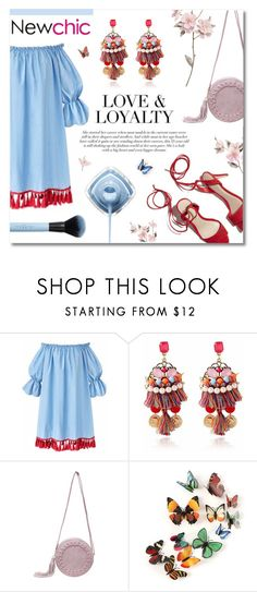 """""""#newchic"""" by ekaterina-uglyanitsa ❤ liked on Polyvore featuring Loeffler Randall, chic, New, easypeasy and newchic"""