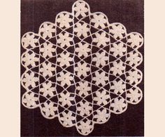 Your place to buy and sell all things handmade Crochet Motif, Irish Crochet, Crochet Doilies, Knit Crochet, Crochet Patterns, Victorian Design, Retro Home Decor, Vintage Crafts, Vintage Knitting