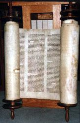 900 Year Old Biblical Scroll A Complete Hebrew Torah Original Testament Scriptures On Giant Sheepskin Over 160 Feet Long And 2 High