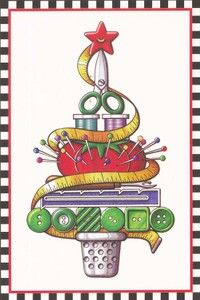 click here to view larger image of Notecards Christmas (GIFTS)
