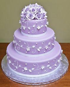 Love this simple yet elegant cake