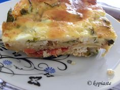 New recipe on the blog with video:  Chaniotiko Boureki, which is a crustless Potato and Zucchini Casserole. http://kopiaste.org/2016/05/chaniotiko-boureki-greek-yoghurt-savoury-zucchini-potato-casserole/  Νέα Συνταγή στο μπλογκ με βίντεο:  Χανιώτικο Μπουρέκι http://www.kopiaste.info/?p=15226 #Χανιώτικο_Μπουρέκι #Chaniotiko_Boureki