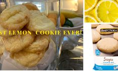 Best Lemon Sugar Cookie Ever! — Trendy Tree Burlap Flower Wreaths, Cookies From Scratch, Its Christmas Eve, Lemon Sugar Cookies, Wreath Making Supplies, Fancy Desserts, Trendy Tree, How To Make Cookies, Stick Of Butter