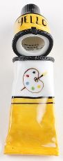 Limoges Hinged Yellow Paint Tube for your favorite artist.