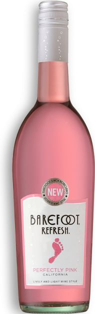 Perfectly Pink | Barefoot Wine & Bubbly.  So good!