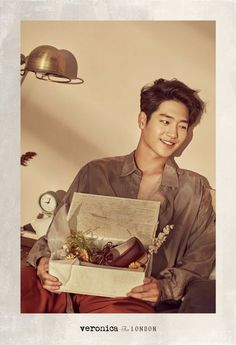 Seo Kang Joon was chosen to show the F/W line for designer footwear brand Veronica For London and we think he's perfect. Honestly, would it even matter if you liked the shoes if he gifted the… Gong Seung Yeon, Seung Hwan, Seo Kang Jun, Seo Joon, Asian Actors, Korean Actors, Korean Idols, Korean Drama, Seo Kang Joon Wallpaper