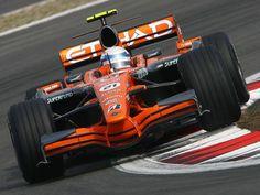 Markus Winkelhock Spyker F8-VII