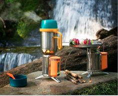 Summer's coming to an end. Wake up and go see the sunset with @biolitestove's Grab and Go Kettle Pot. Feather-light and safe, the Kettle Pot is the perfect early morning hiking buddy. #sportique #sportiquesf #discovercuration