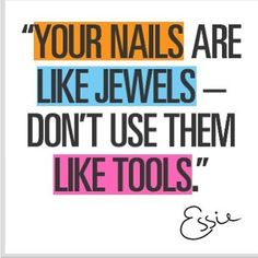 quotes In need of a manicure? Book an appointment with us, the best manicure in the Eas. In need of a manicure? Book an appointment with us, the best manicure in the East Bay! Manicure Quotes, Nail Polish Quotes, Nail Polish Blog, Nail Quotes, Essie Polish, Polish Memes, Nail Disorders, Nail Memes, Tech Quotes