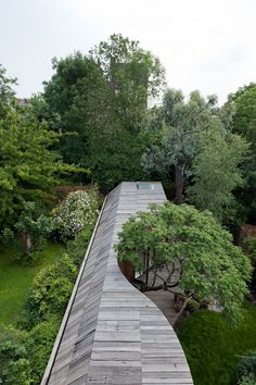 Finn Wilkie — 6A Architects, Tree House, London, 2013...