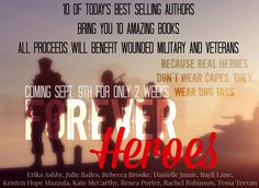 WOW!!! Add it to your TBR! https://www.goodreads.com/book/show/22881604-forever-heroes