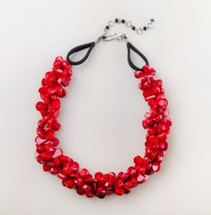 Gifts that give back: Red coral necklace supporting survivors of trafficking
