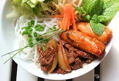 Invitations aux voyages culinaires: B18 - Bo Bun