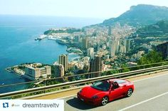 @dreamtraveltv  #ferrari458 #sportcar experience in #montecarlo  Drive through #Monaco playground of the rich and famous in a convertible #redFerrari during this once-in-a-lifetime sports car experience! With an experienced instructor either driving you or sitting by your side you'll feel the incredible power of this eye-catching Italian sports car come to life. Choose between a 30-minute or 1-hour tour and speed along the principality's panoramic roads enjoying breathtaking views of the…