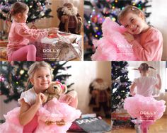 the most beautiful christmas gift. DOLLY :)