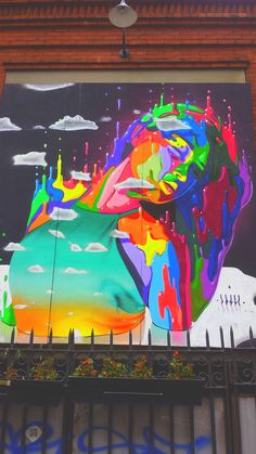 """ New York is full of amazing street art!"" Shared by on the Ripple app Urban Street Art, Best Street Art, Amazing Street Art, Urban Art, Awesome Art, Murals Street Art, Street Art Graffiti, Graffiti Artwork, Cool Artwork"