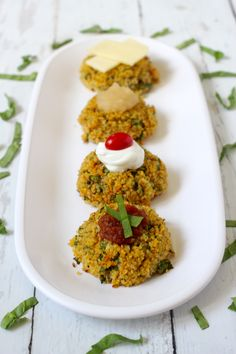 These triple veggie quinoa cakes are amazingly versatile and delicious any time of day!