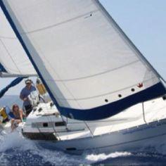 Sailing in the Greek islands!  seascape-sail.com