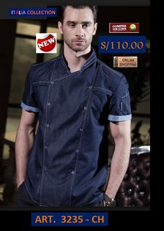 Casual Shirts For Men, Men Casual, Barbershop, Chef Jackets, Shirt Designs, Winter Fashion, My Style, Mens Tops, Clothes