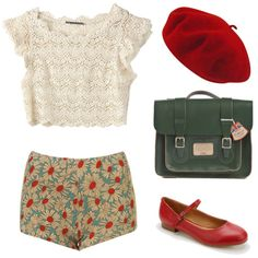"""Built for this"" by jennyanydots24 on Polyvore"