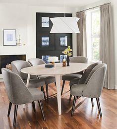 Waltz Pendants Modern Dining Room